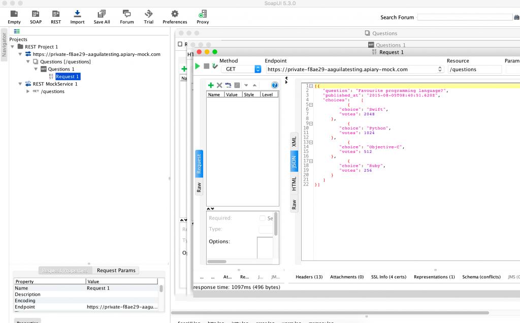 API Mocking con Apiary y SoapUI - QA Jungle
